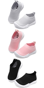 toddler boys girls sock sneakers walking shoes for kids