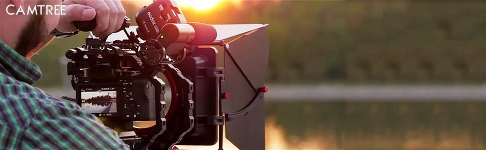 CAMTREE Camshade Video Matte Box