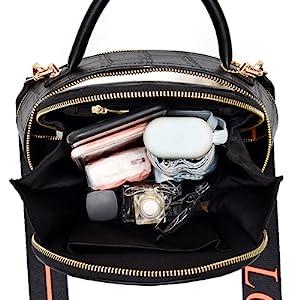 Small Bag but Large Capacity