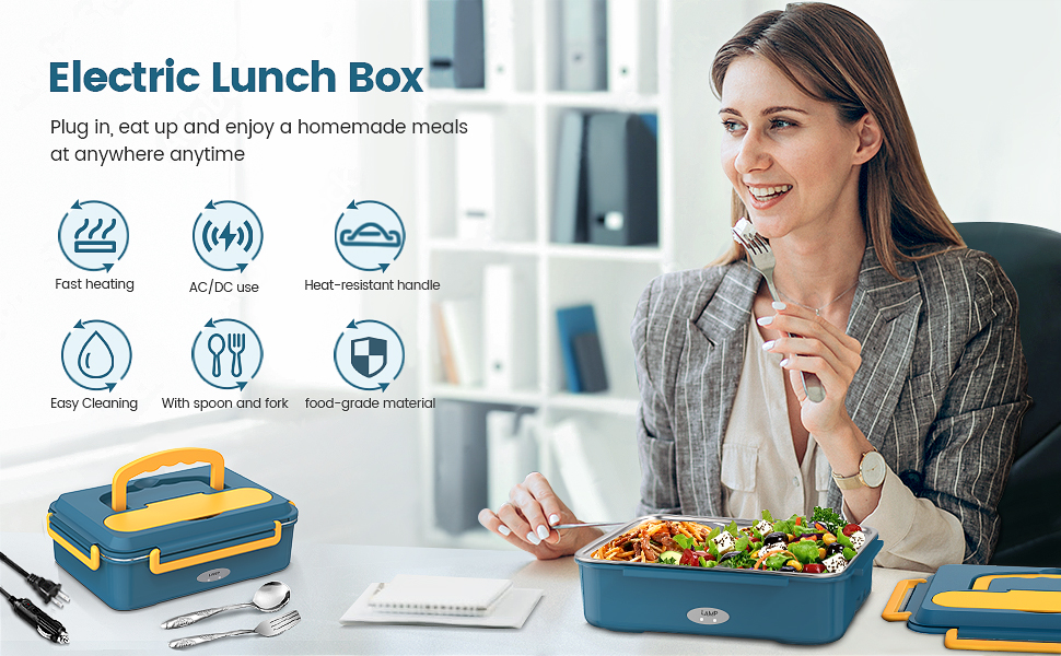 electric lunch box office