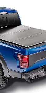 Hard Tri-Fold Tonneau Cover