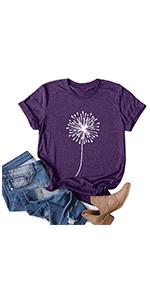 Funny Dandelion Shirts(S-3XL)