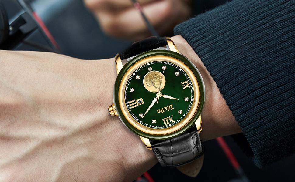 elegant man's watch