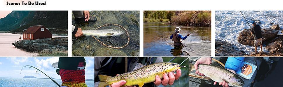 fishing spinning rod