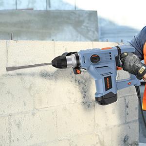 power rotary hammers