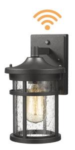 Dusk to Dawn outdoor lantern