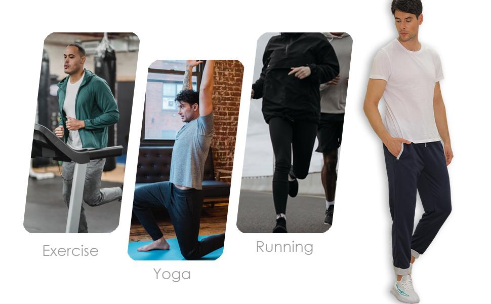sweat pants for men