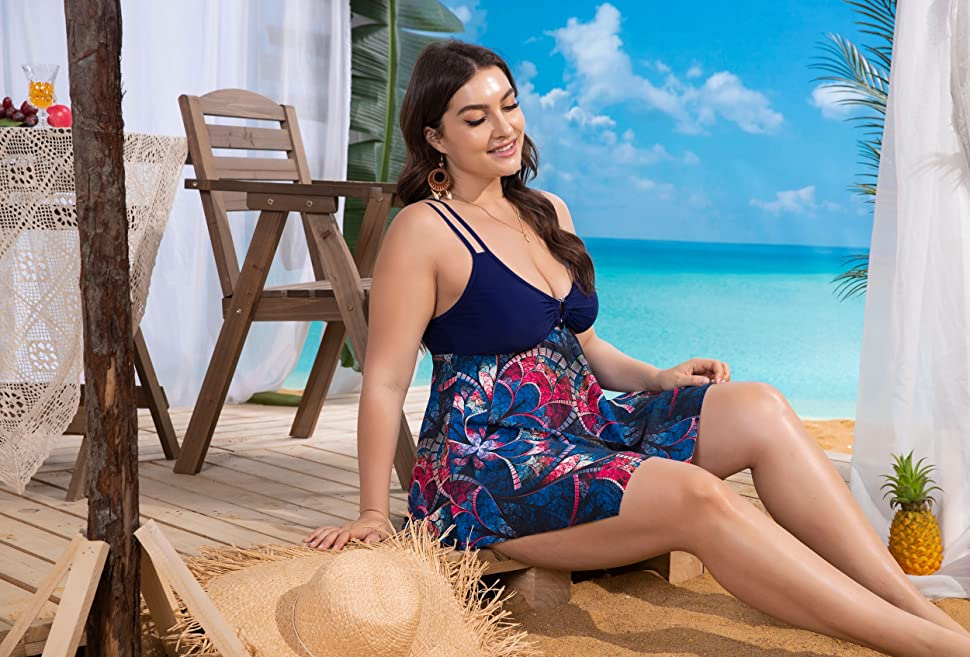 swimsuits for women plus size