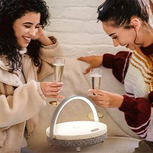 music table lamp