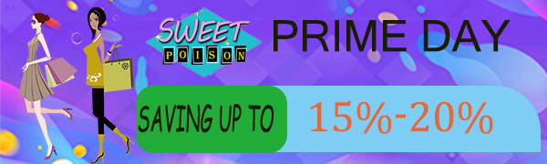 SWEET POISON Prime Day
