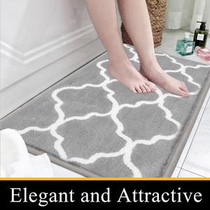 luxury bathroom rug