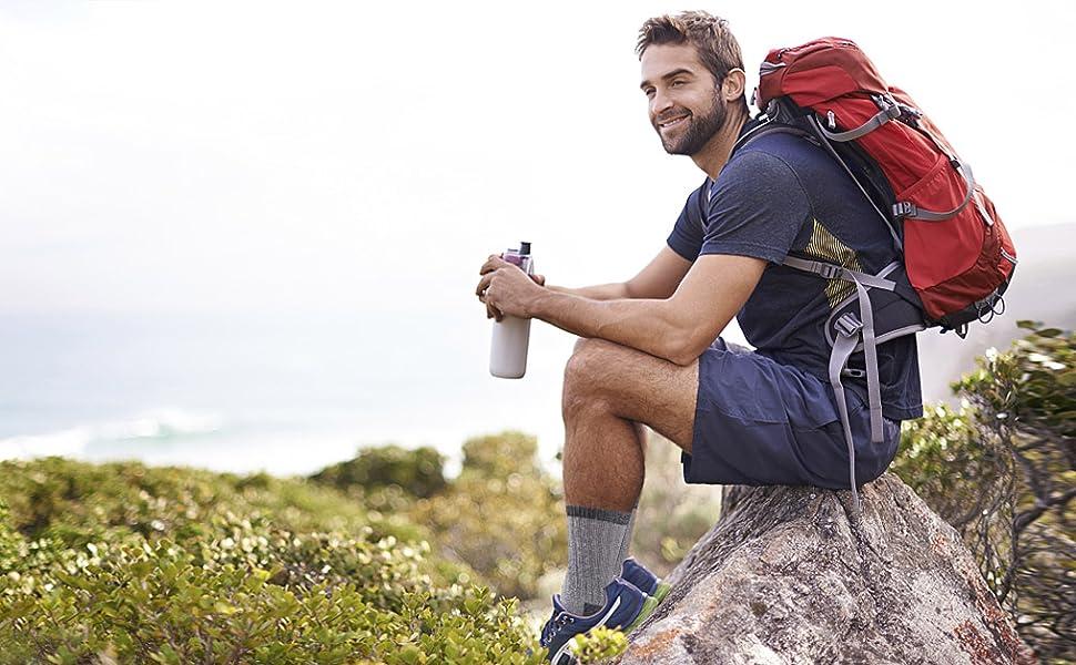 hiking walking socks