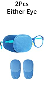eye patches for kids blue boys