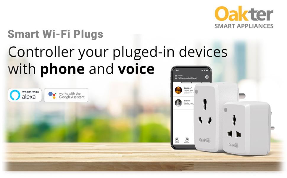 Smart Wi-Fi Plugs