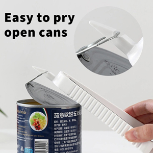 Easy to Pry Open Cans