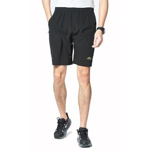 Men's Outdoor Sports Quick Dry Gym Running Shorts Zipper Pockets