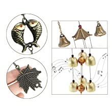 Bird Wind Chime bell