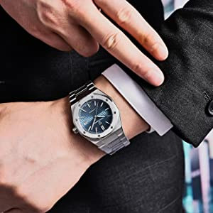 Pagani Design Fashion luxury men's watch