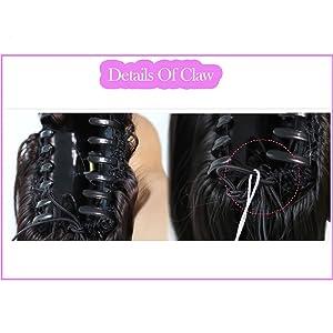 high quality claw clip