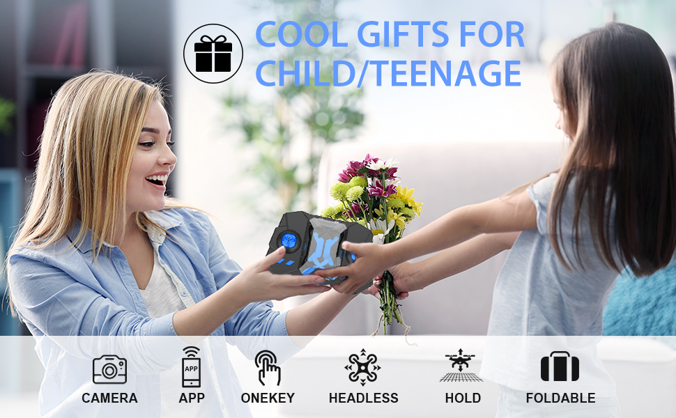 ATTOP drone ideal gift for children