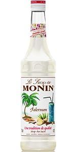 MONIN Falernum Syrup