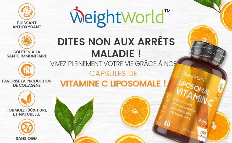 Liposomal Vitamin C Capsules