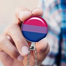 Bi Pride Flag Large LGBT Bisexual