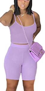 Women Sexy 2 Piece Outfits