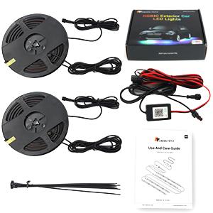 car lights kit