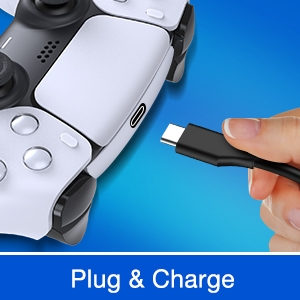 compatible with ps5 charging cable