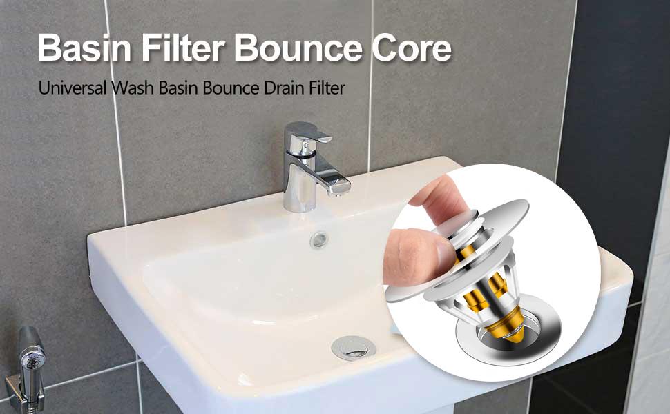 basin pop up plugs