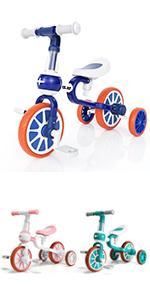 kids tricycles kids balance bike