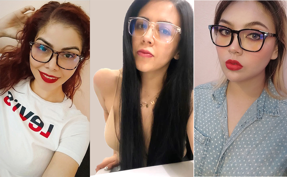 Computer Game Glasses