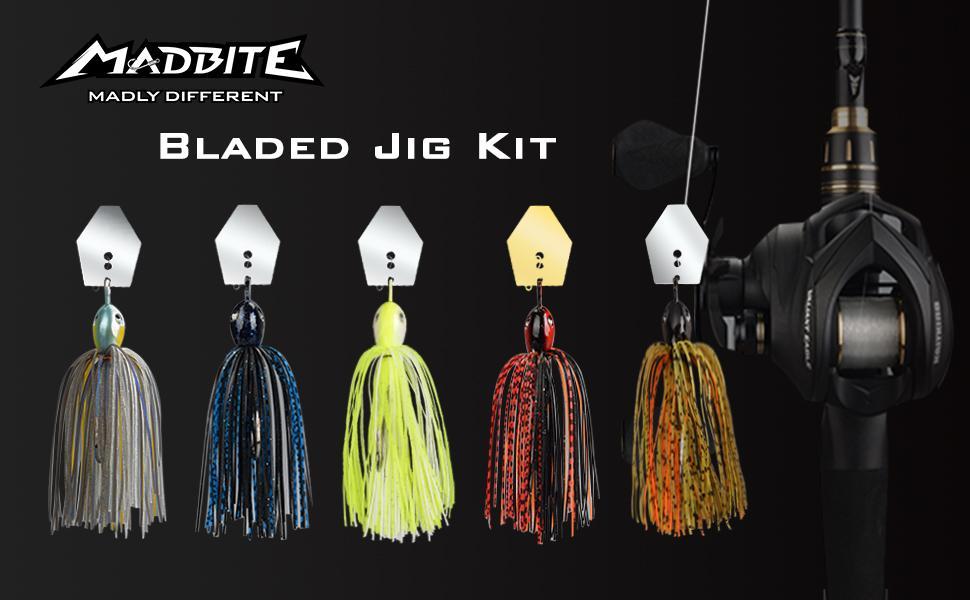 Bladed Jig Kit