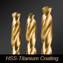 HSS-Titanium Coating