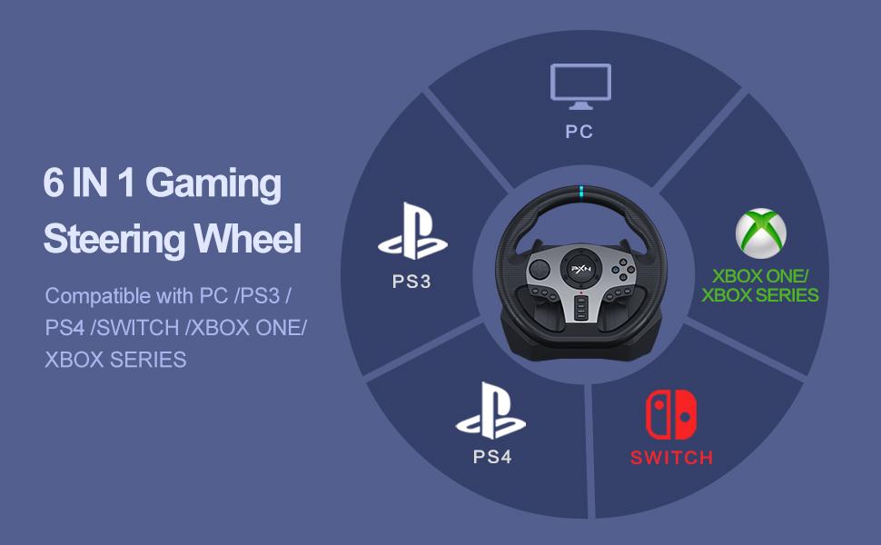PC Steering Wheel