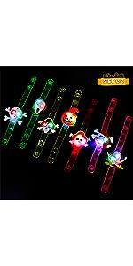 Halloween LED Glow Bracelets B088CR22F3