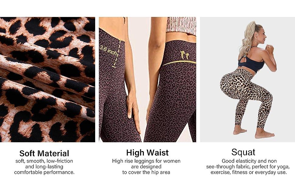 soft leggings for women