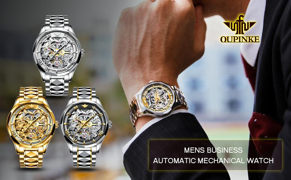 Swiss Brand Mens Automatic Watch