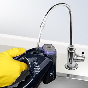 floor steamer for floor cleaning