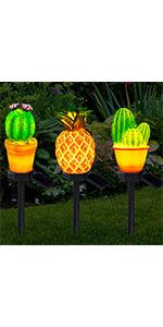solar garden lights outdoor decor