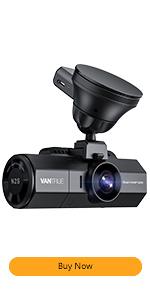 Vantrue N2S Dual 1440P Dash Cam