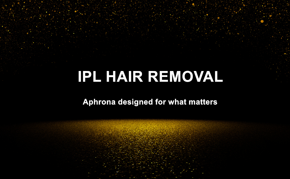 ipl hair removal device for men and women