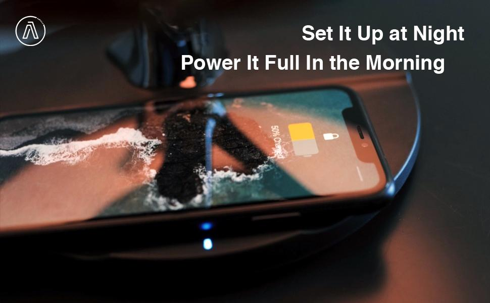 Ampulla Horizon Wireless Charger