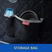 Useful storage bags