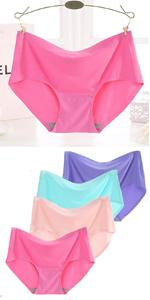 Women's Silky Brief quick dry