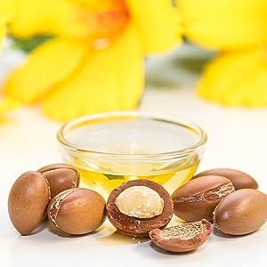 Aceite de argán 100% puro, virgen y orgánico