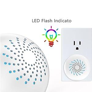 7-color LED light