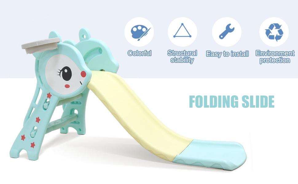 fox folding slide