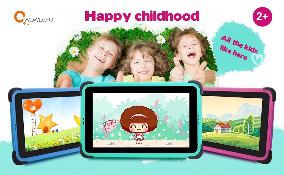 happy kids tablet